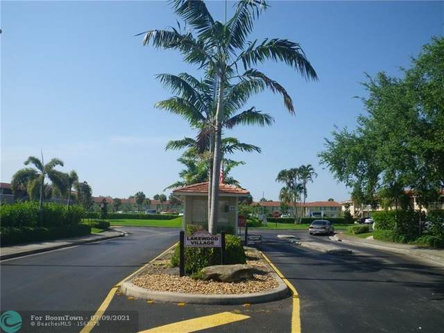 10172 Twin Lakes Dr #10172, Coral Springs, FL 33071 (#F10257118) :: Dalton Wade