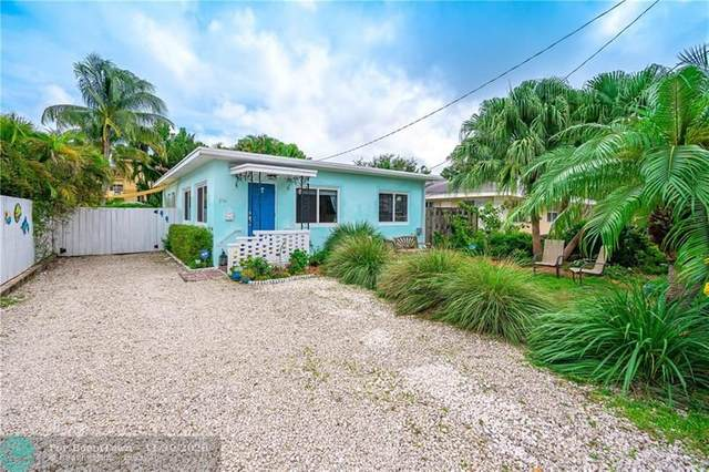 836 NE 17th Ter, Fort Lauderdale, FL 33304 (MLS #F10257170) :: The Howland Group