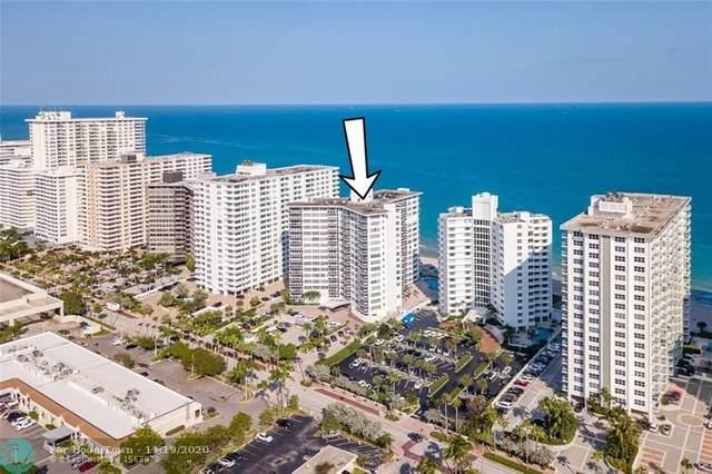 3700 Galt Ocean Dr #1214, Fort Lauderdale, FL 33308 (#F10257418) :: Posh Properties