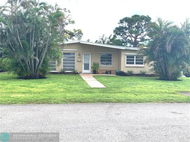 4610 NE 5th Ter, Oakland Park, FL 33334 (MLS #F10257523) :: Berkshire Hathaway HomeServices EWM Realty