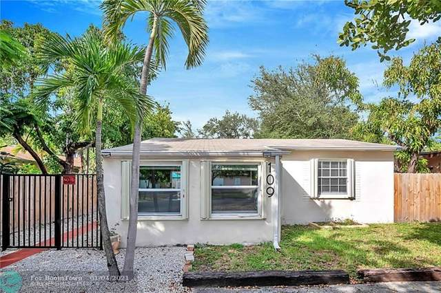 109 SE 23rd St, Fort Lauderdale, FL 33316 (MLS #F10257616) :: The Jack Coden Group