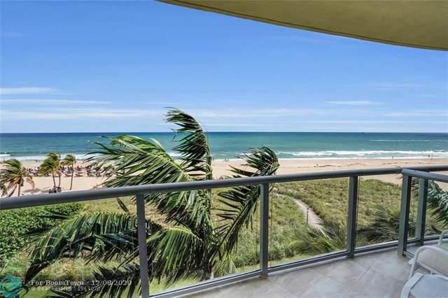 1200 Holiday Dr #301, Fort Lauderdale, FL 33316 (#F10257656) :: Baron Real Estate