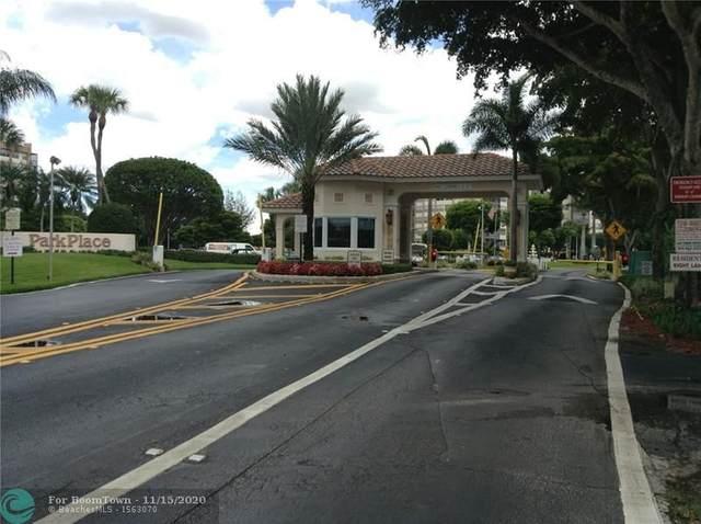 1000 Saint Charles Pl #304, Pembroke Pines, FL 33026 (#F10257712) :: Posh Properties