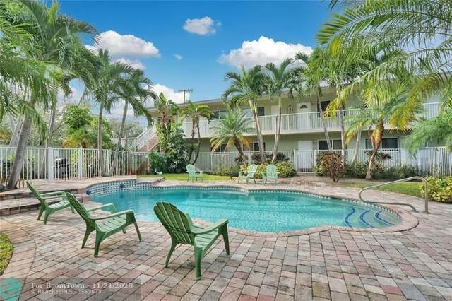 1430 Holly Heights Dr #1, Fort Lauderdale, FL 33304 (MLS #F10257808) :: Patty Accorto Team