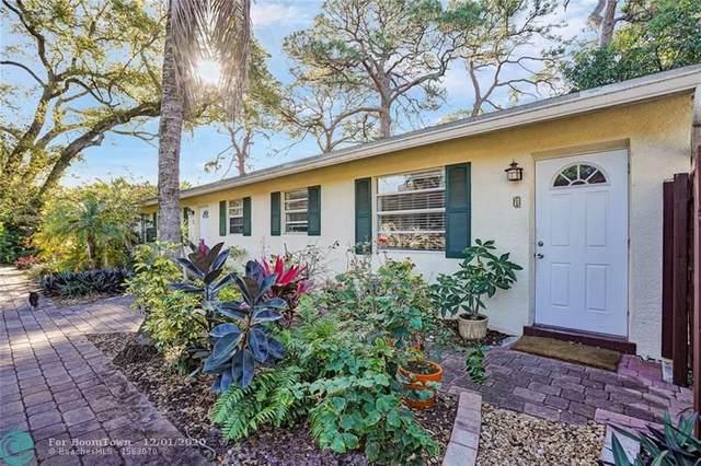 716 SW 14th Ave #1, Fort Lauderdale, FL 33312 (#F10257875) :: Posh Properties