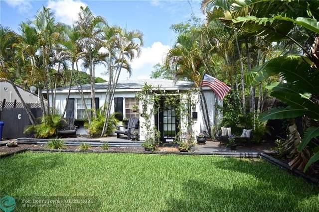 1329 NE 1st Ave, Fort Lauderdale, FL 33304 (MLS #F10258052) :: Castelli Real Estate Services