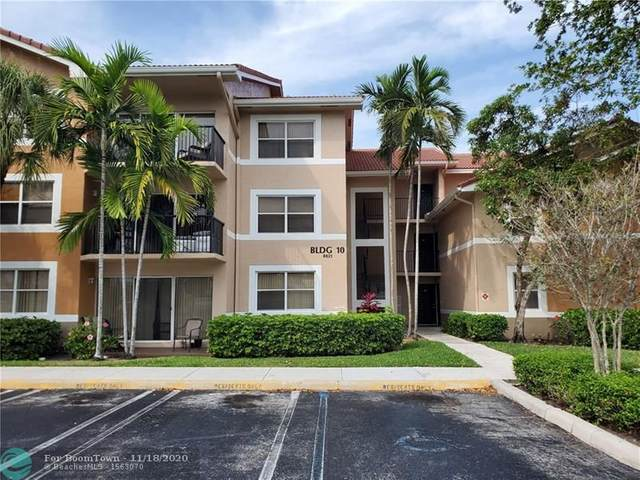 8821 Wiles Rd #201, Coral Springs, FL 33067 (MLS #F10258124) :: The Howland Group