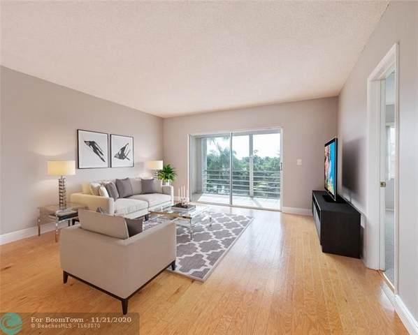 3010 NE 16th Ave #302, Oakland Park, FL 33334 (MLS #F10258346) :: Castelli Real Estate Services