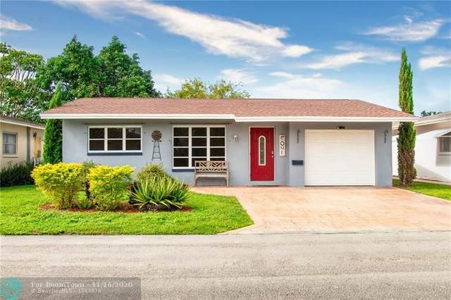6105 NW 68th Ter, Tamarac, FL 33321 (MLS #F10258641) :: Castelli Real Estate Services