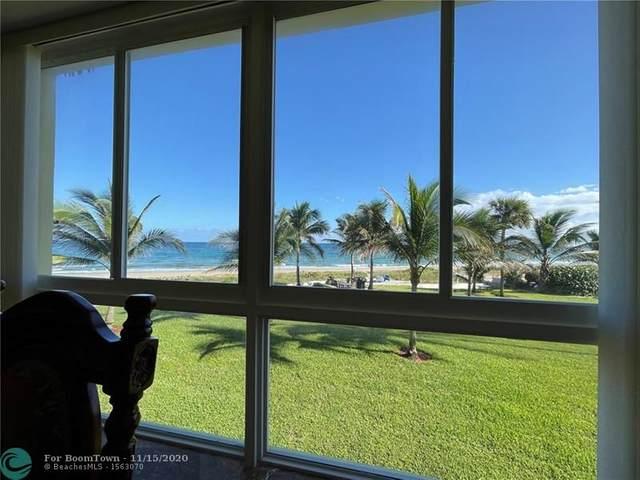 1041 Hillsboro Mile #5, Hillsboro Beach, FL 33062 (MLS #F10258644) :: Castelli Real Estate Services