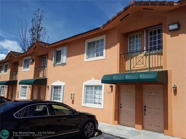 8474 NW 103rd St 104G, Hialeah Gardens, FL 33016 (MLS #F10258668) :: Castelli Real Estate Services
