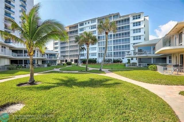 1530 S Ocean Blvd #203, Pompano Beach, FL 33062 (MLS #F10258705) :: The Jack Coden Group