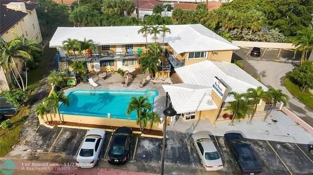4117 N Ocean Blvd, Fort Lauderdale, FL 33308 (MLS #F10258966) :: Patty Accorto Team