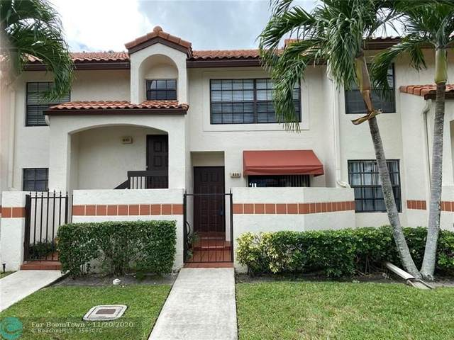 609 Lincoln Ct #609, Deerfield Beach, FL 33442 (MLS #F10259094) :: Castelli Real Estate Services