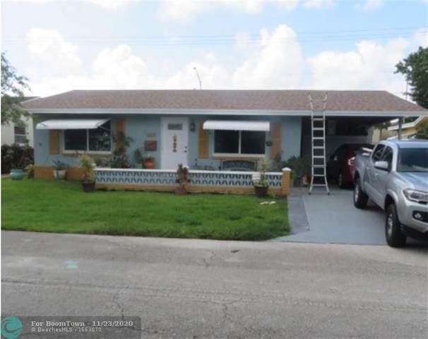4908 NW 56th Ct, Tamarac, FL 33319 (MLS #F10259428) :: Castelli Real Estate Services