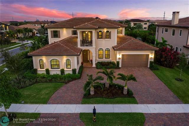 9090 Vista Way, Parkland, FL 33076 (MLS #F10259457) :: Miami Villa Group