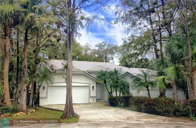 4890 NW 65th Ave, Lauderhill, FL 33319 (MLS #F10259654) :: THE BANNON GROUP at RE/MAX CONSULTANTS REALTY I