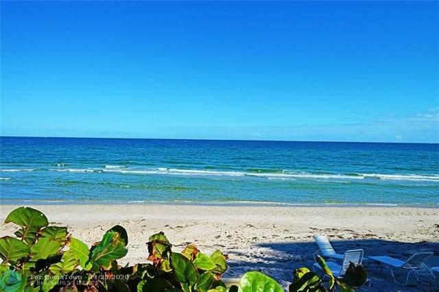 1153 Hillsboro Mile #5, Hillsboro Beach, FL 33062 (MLS #F10259716) :: Castelli Real Estate Services