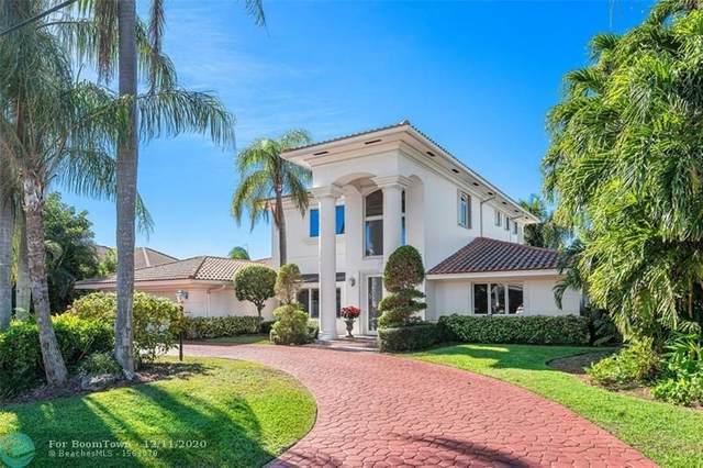 5111 NE 30th Ave, Lighthouse Point, FL 33064 (MLS #F10259748) :: THE BANNON GROUP at RE/MAX CONSULTANTS REALTY I