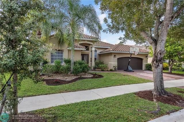 859 Verona Lake Dr, Weston, FL 33326 (MLS #F10259766) :: Berkshire Hathaway HomeServices EWM Realty