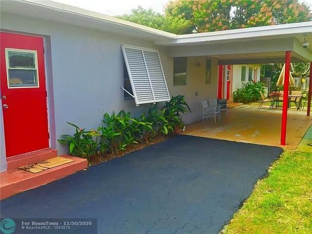 1219-1221 NE 18th Ave, Fort Lauderdale, FL 33304 (MLS #F10259892) :: Berkshire Hathaway HomeServices EWM Realty