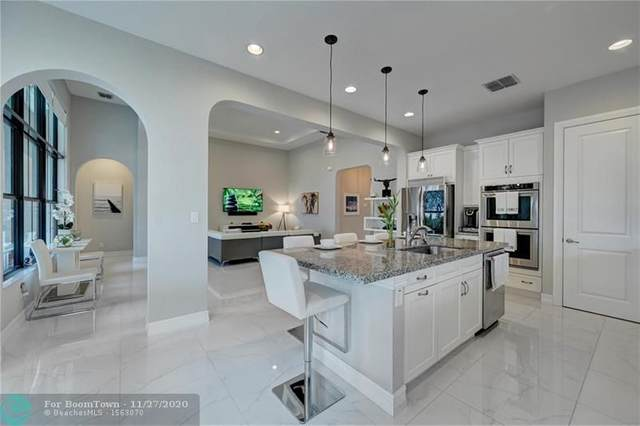 8855 Watercrest Cir W, Parkland, FL 33076 (MLS #F10259996) :: United Realty Group
