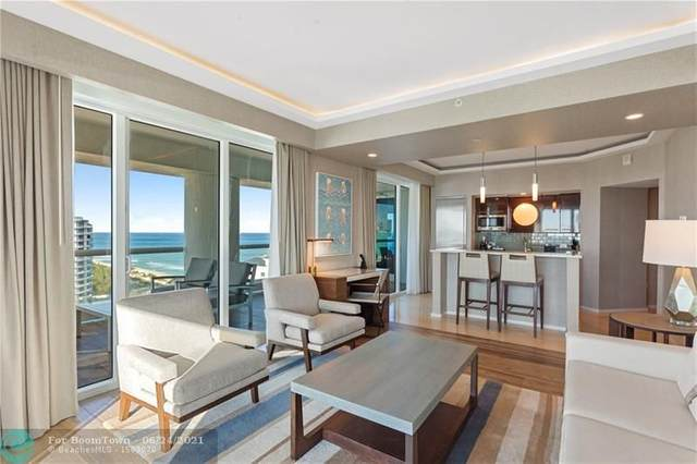 551 N Fort Lauderdale Beach Blvd R1802, Fort Lauderdale, FL 33304 (#F10260136) :: The Power of 2 | Century 21 Tenace Realty