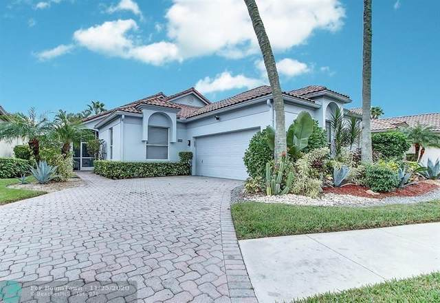 6320 Evian Pl, Boynton Beach, FL 33437 (MLS #F10260149) :: THE BANNON GROUP at RE/MAX CONSULTANTS REALTY I