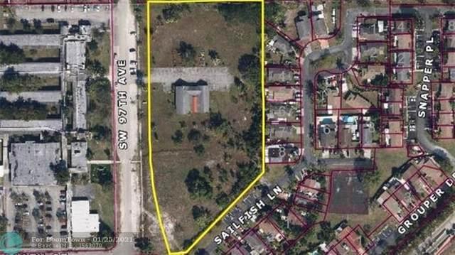 20851 Gulfstream Rd, Cutler Bay, FL 33189 (MLS #F10260186) :: Miami Villa Group