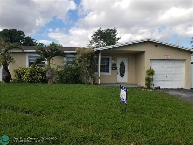 2211 NW 46th Ave, Lauderhill, FL 33313 (MLS #F10260432) :: Miami Villa Group