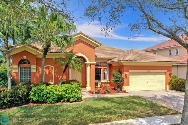 3360 SW 192nd Ave, Miramar, FL 33029 (MLS #F10260479) :: United Realty Group