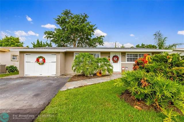 9691 NW 25th Ct, Sunrise, FL 33322 (MLS #F10260506) :: United Realty Group