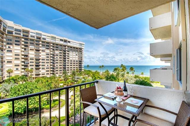 5000 N Ocean Blvd #506, Lauderdale By The Sea, FL 33308 (#F10260522) :: Posh Properties
