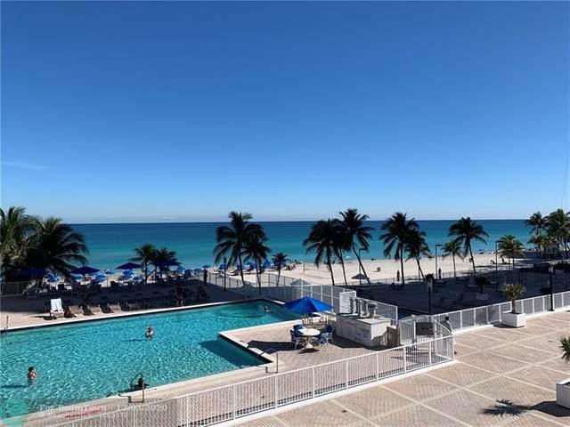 2201 S Ocean Dr #401, Hollywood, FL 33019 (MLS #F10260564) :: GK Realty Group LLC