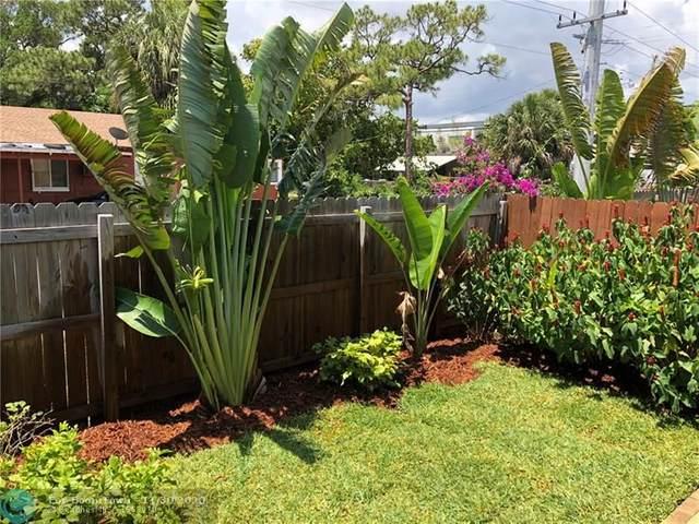 1201 NE 5th Ave, Fort Lauderdale, FL 33304 (MLS #F10260577) :: Berkshire Hathaway HomeServices EWM Realty