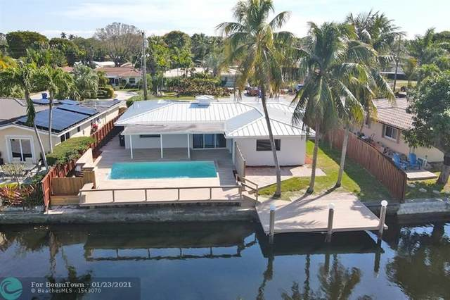 1631 Poinsettia Dr, Fort Lauderdale, FL 33305 (MLS #F10260629) :: THE BANNON GROUP at RE/MAX CONSULTANTS REALTY I