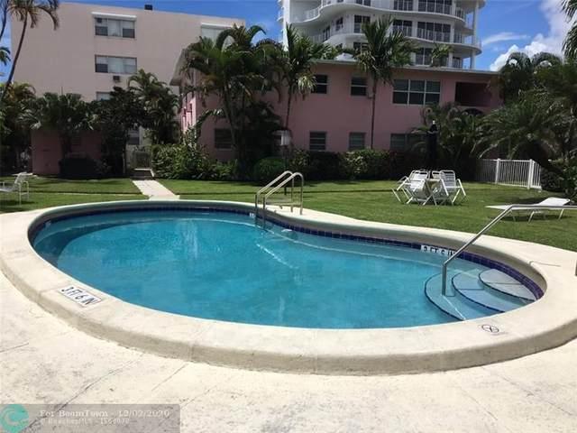 700 Bayshore Dr #7, Fort Lauderdale, FL 33304 (#F10260668) :: Dalton Wade