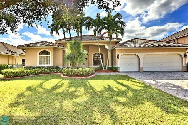 11268 NW 49th St, Coral Springs, FL 33076 (MLS #F10260684) :: Laurie Finkelstein Reader Team