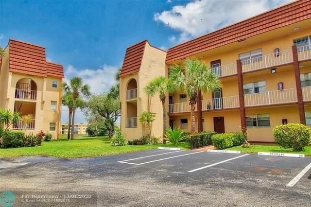 2780 N Pine Island Rd #212, Sunrise, FL 33322 (#F10260735) :: Baron Real Estate