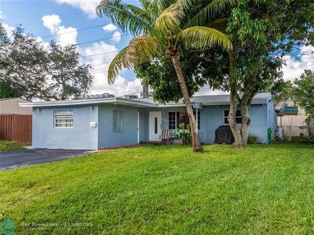 2420 N 59th Ter, Hollywood, FL 33021 (MLS #F10260799) :: Miami Villa Group