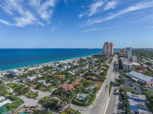 2715 N Ocean Blvd 10E, Fort Lauderdale, FL 33308 (#F10261170) :: Dalton Wade