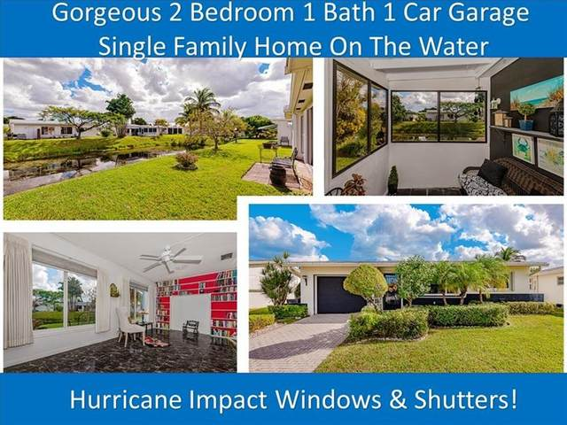 1390 NW 67th Ter, Margate, FL 33063 (MLS #F10261174) :: The Paiz Group