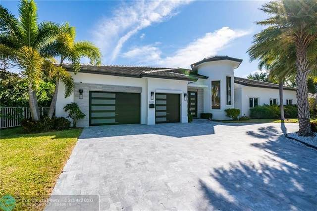 5220 NE 29th Ave, Lighthouse Point, FL 33064 (MLS #F10261209) :: THE BANNON GROUP at RE/MAX CONSULTANTS REALTY I