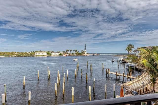 2500 Bay Dr 3B, Pompano Beach, FL 33062 (#F10261345) :: Ryan Jennings Group