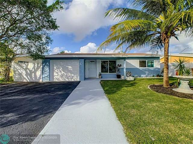 231 NE 49th St, Oakland Park, FL 33334 (#F10261562) :: Realty One Group ENGAGE