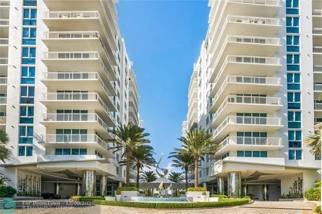 2831 N Ocean Blvd 1008-N, Fort Lauderdale, FL 33308 (MLS #F10261600) :: Green Realty Properties