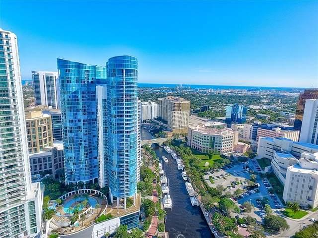 333 Las Olas Way #3204, Fort Lauderdale, FL 33301 (#F10261636) :: Baron Real Estate