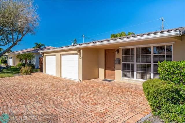 2821 NE 52nd Ct, Lighthouse Point, FL 33064 (MLS #F10261665) :: THE BANNON GROUP at RE/MAX CONSULTANTS REALTY I