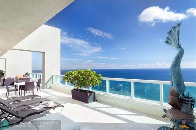 101 S Fort Lauderdale Beach Blvd #2901, Fort Lauderdale, FL 33316 (MLS #F10261770) :: Patty Accorto Team