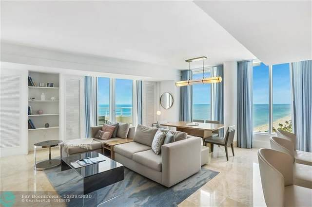 1 N Fort Lauderdale Beach Blvd #1603, Fort Lauderdale, FL 33304 (MLS #F10261848) :: Patty Accorto Team